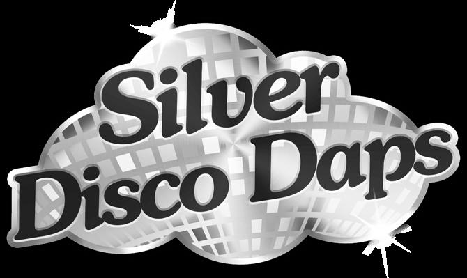 Silver Disco Daps